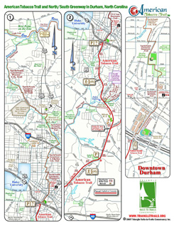 American Tobacco Trail (ATT) | Triangle Rails to Trails on